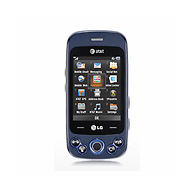 LG Neon II GW370 Quad-Band GSM 3G Unlocked International Cell Phone Bundle For World Travel