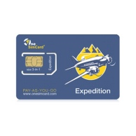 OneSimCard Expedition